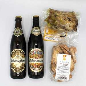 Experiencia gastronómica alemana
