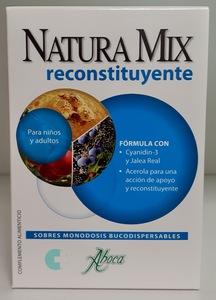 Refuerzo  Reconstituyente Natura Mix ABOCA
