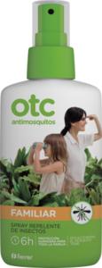 OTC Antimosquitos Spray Familiar - Repelente De Mosquitos - 100ml