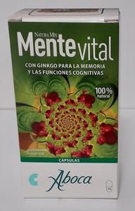 Complemento alimenticio Natura Mix Mente Vital ABOCA