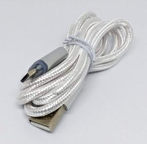 Cable inteligente microusb con Led Dexler