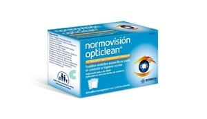 Toallitas húmedas Normovisión Opticlean NORMON