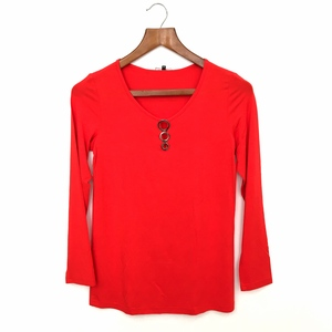 Camisa Roja Casual