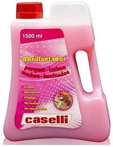 Abrillantador de suelos de parquet tarima laminados Caselli A10