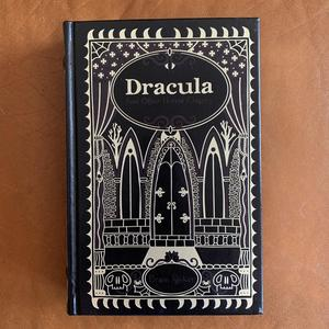 'DRÁCULA AND OTHER HORROR CLASSICS' BY 'BRAM STOKER' (BARNES & NOBLE EDITION)