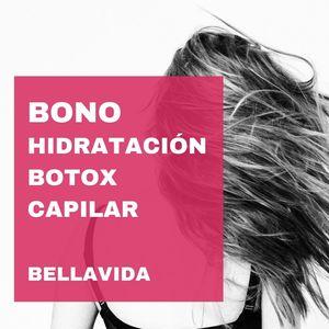 Hidratación Botox Capilar