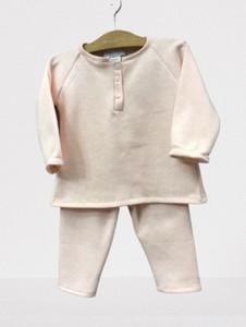Conjunto para bebés de punto