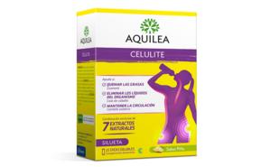 Aquilea Celulite Sabor Piña 15 Sicks Solubles.