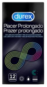 Preservativo Durex Placer Prolongado 12u.