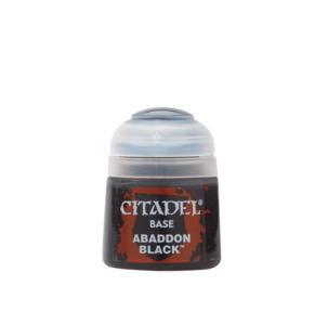 BASE Abaddon Black
