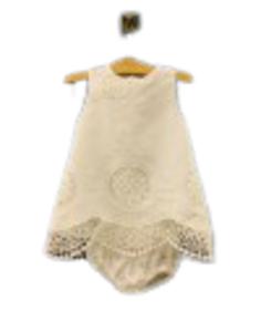 Vestido bebé Marguerit