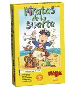 Piratas de la suerte - Juego infantil