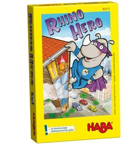 Rhino Hero - Juego infantil