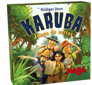 Karuba – Juego de cartas