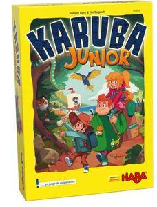 Karuba Junior - Juego familiar Junior