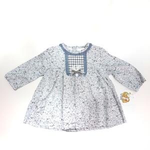 Vestido estampado de niña Visi