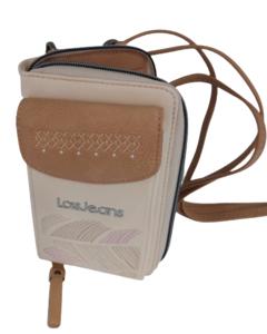 Bolso LOIS para Móvil con Cremallera - 19x12x4