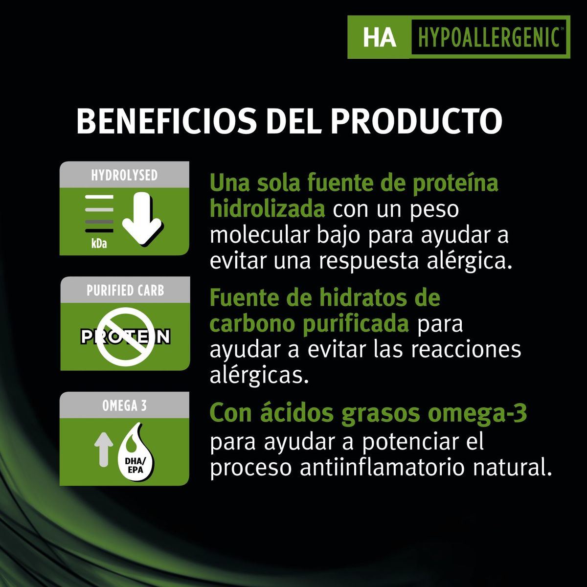 Pro Plan veterinary diets Perro HA hipoalergenico