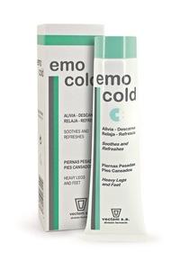 Crema-gel relajante Emocold VECTEM S.A.