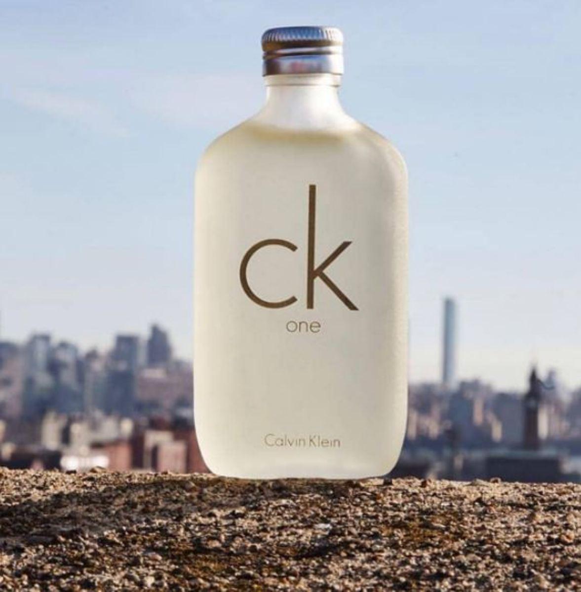 Calvin Klein CK ONE Unisex edt 200 ml