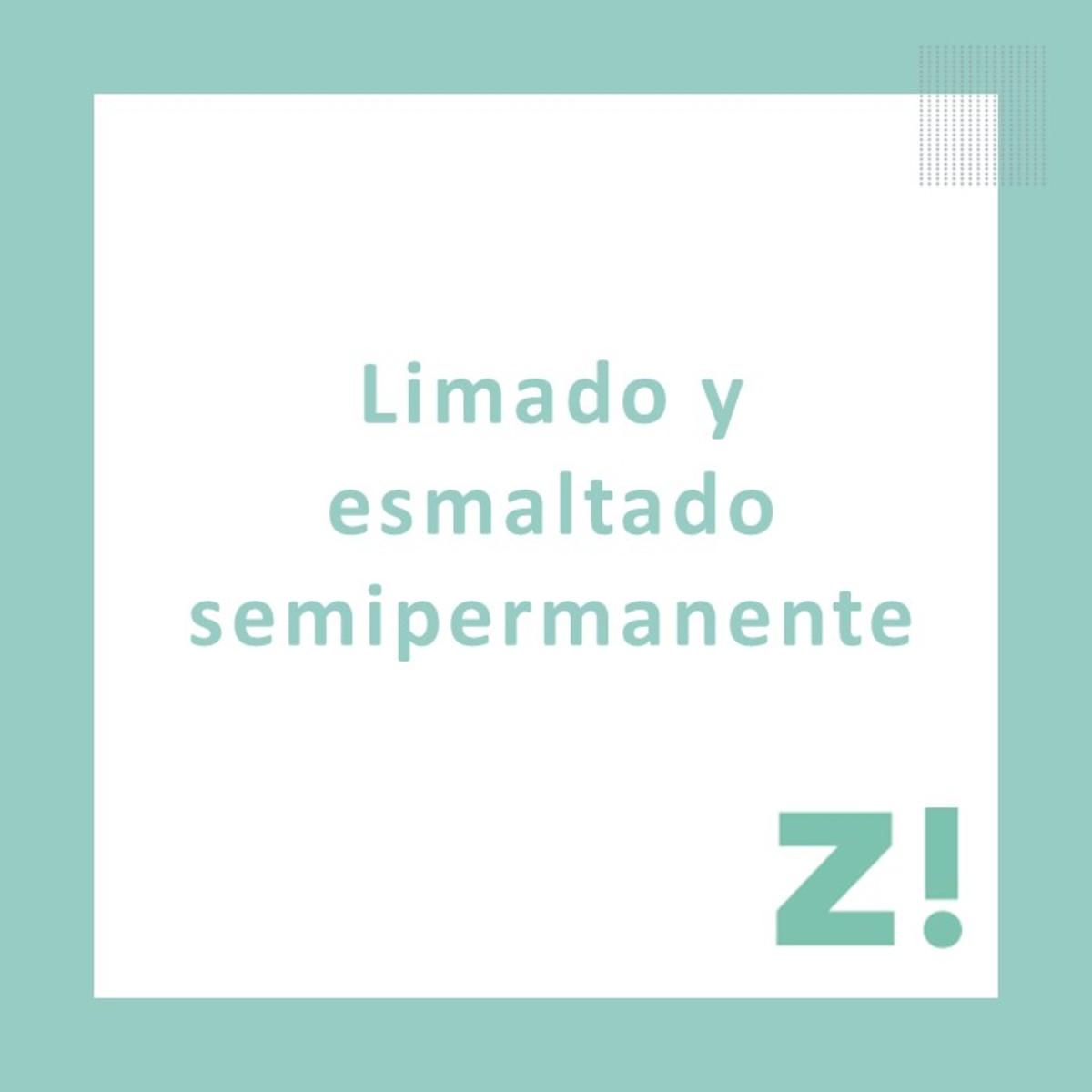 Limado y Esmaltado Semipermanente