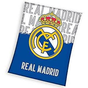Manta sofá Real Madrid