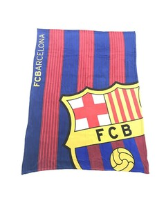 Manta sofá FC Barcelona