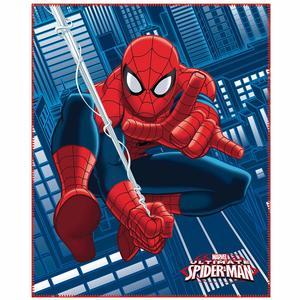 Manta terciopelo Spiderman