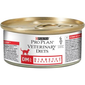 Pro Plan veterinary diets Gato DM diabetes latas 195 gramos pack 24