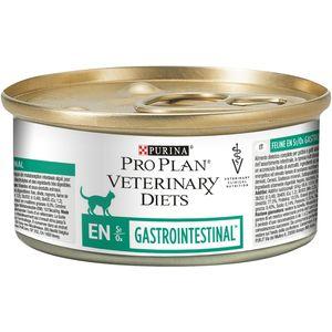 Pro Plan veterinary diets Gato EN gastrointestinal latas 195 gramos pack 24