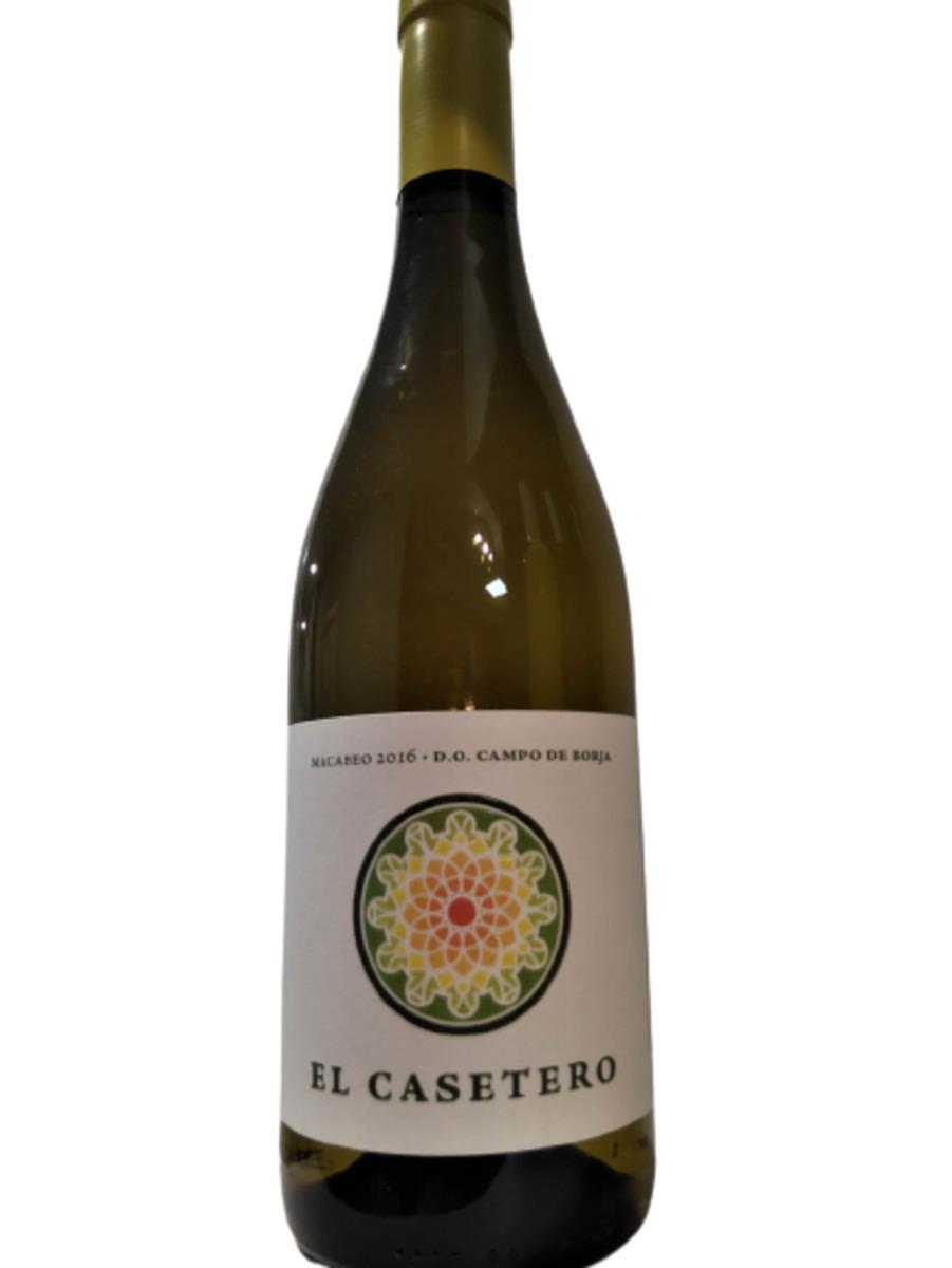 Vino Blanco Casetero