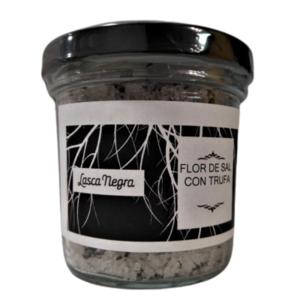 Lasca Negra Flor de Sal con Trufa