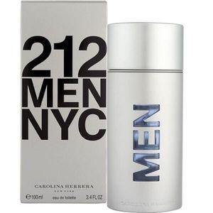 212 NYC Men  Eau de Toilette - Carolina Herrera Man