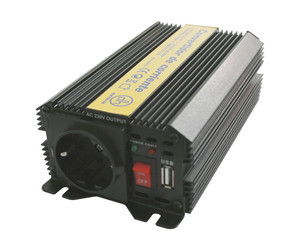 Convertidor de corriente DC 12v AC230V