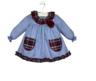 Vestido Bebé - Colección Amatista