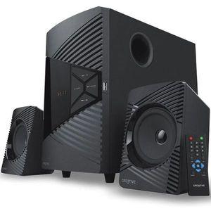 ALTAVOCES CREATIVE 2.1 E2500 SBS BLUETOOTH AUX USB RADIO MANDO 51MF0485AA001