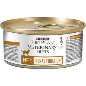 Pro Plan veterinary diets Gato NF renal latas 195 gramos pack 24