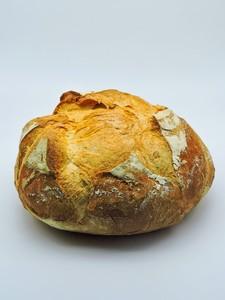 Pan redondo de medio kilo