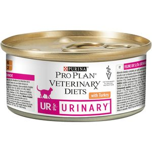 Pro Plan veterinary diets Gato UR urinario latas 195 grs pack 24