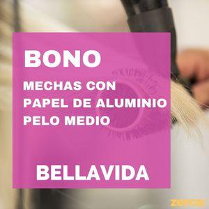 Mechas con Papel Aluminio - Media Melena