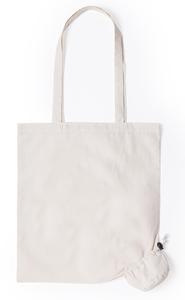 Bolsa algodón plegable
