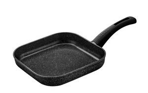 Sartén/Grill de piedra 24x24 cm - Monix cosmos