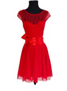 Vestido de Fiesta Berta