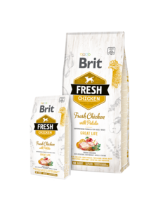Brit Fresh Pollo Adulto
