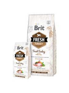 Brit Fresh Pavo Adulto