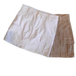 Minifalda Vaquera Bolsillos