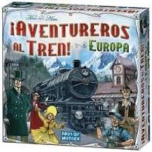 Aventureros Al Tren! Europa - Juego