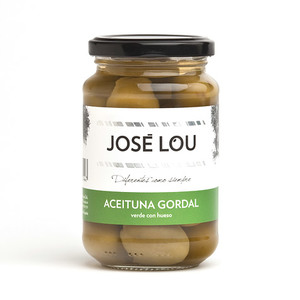 ACEITUNA GORDAL SIN HUESO 160 GRS