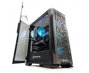ZONE EVIL Nfortec62 Gold Ordenador Intel i9-11900F/16GB/500GB SSD 1TB/GTX 1660/ Wifi/ W10/ Negro
