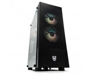 ZONE EVIL Nfortec59 Gold Ordenador Intel i7-11700F/16GB/480GB SSD 1TB/GTX 1660/ Wifi Negro